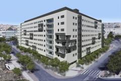 Venta de pisos de obra nueva en Torrejón de Ardoz