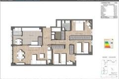 Venta de pisos de obra nueva Ensache de Vallecas - Edificio Nabaín