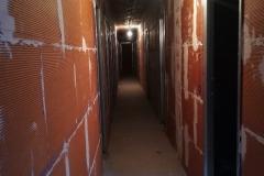 Pasillo Trasteros - Venta pisos de obra nueva en Móstoles