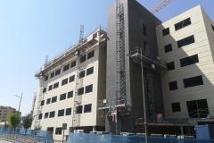 Fachada C/Casiopea - Venta pisos de obra nueva en Móstoles