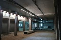 Planta Sótano - Venta pisos de obra nueva en Móstoles