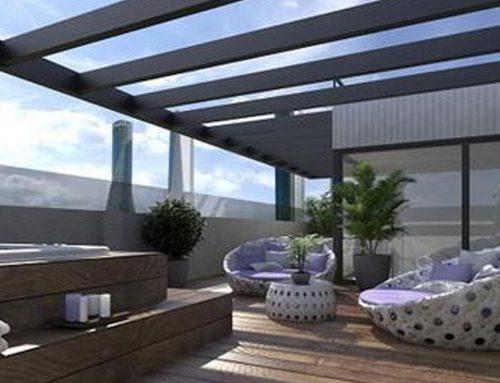 Madrid atrae a compradores de pisos de lujo
