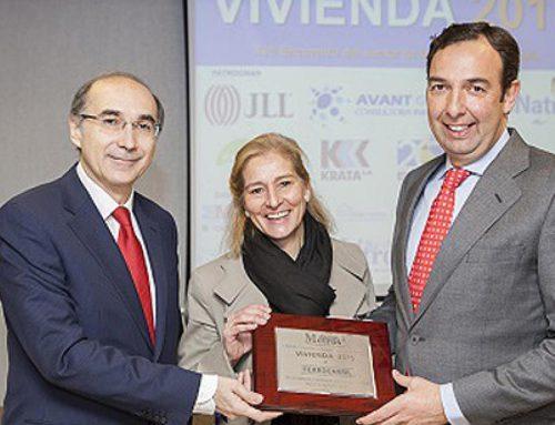 Rafael González Cobos recibe el Premio Vivienda 2015