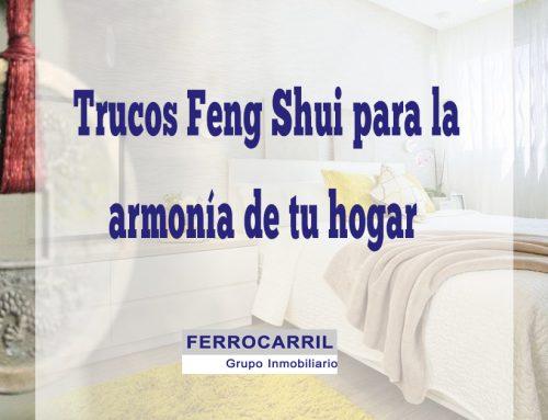 Trucos feng shui para lograr la armonía en casa