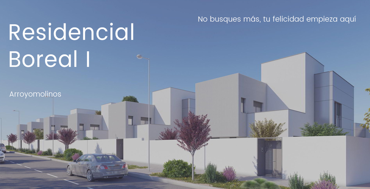 Venta de pisos en Arroyomolinos