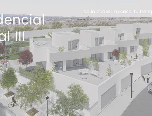 Residencial Boreal III: No lo dudes: tu casa, tu tranquilidad