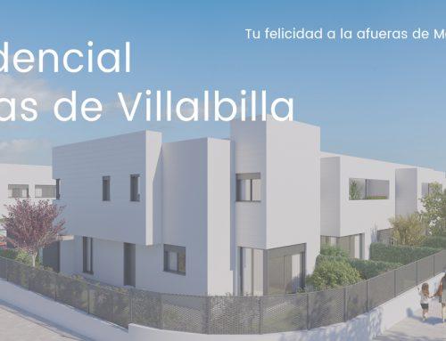 Residencial Poetas de Villalbilla: Felicidad a las afueras de Madrid