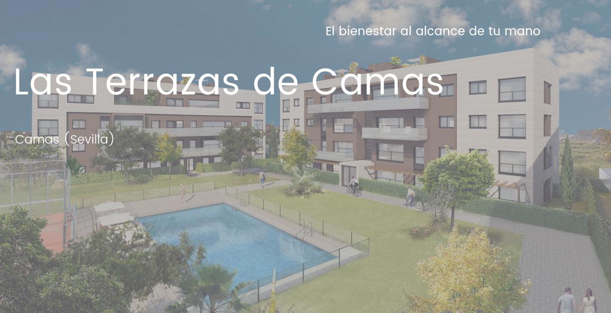 venta de pisos en Camas