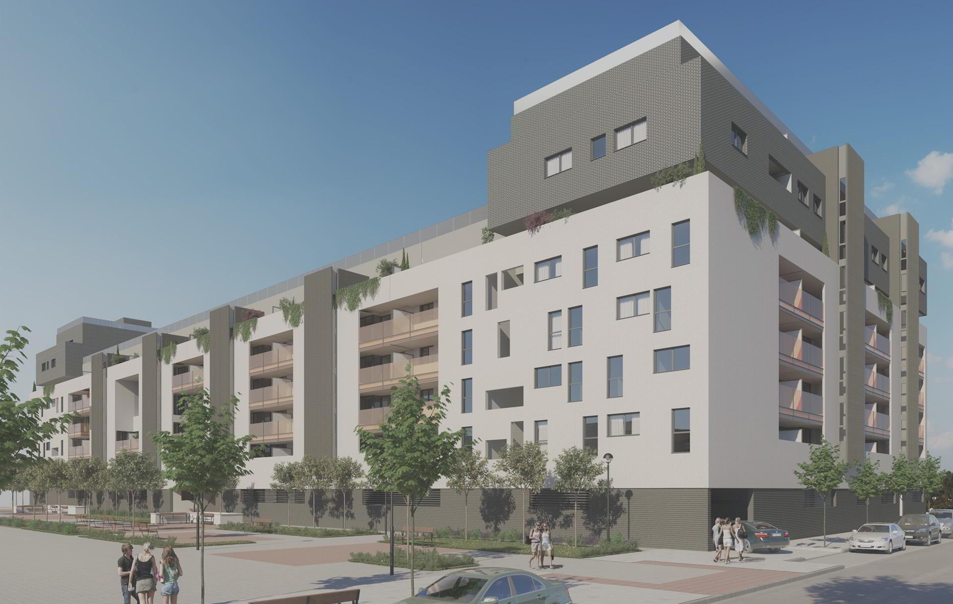 Venta de pisos obra nueva en Alcalá de Henares