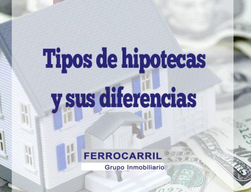 Tipos de hipoteca: ¿Cuál te conviene?