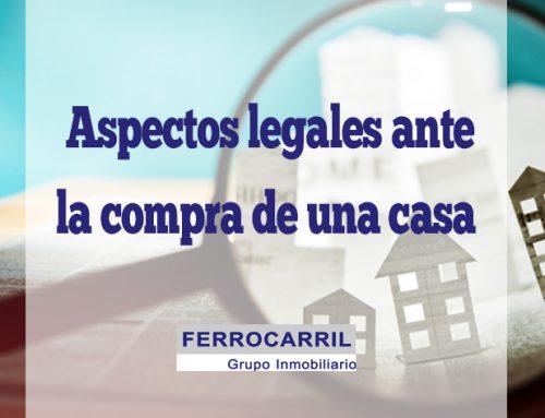 Aspectos legales que tienes que considerar antes de comprar una casa