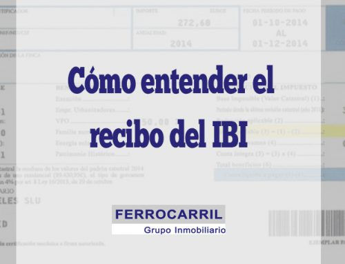 Consejos para entender el recibo del IBI