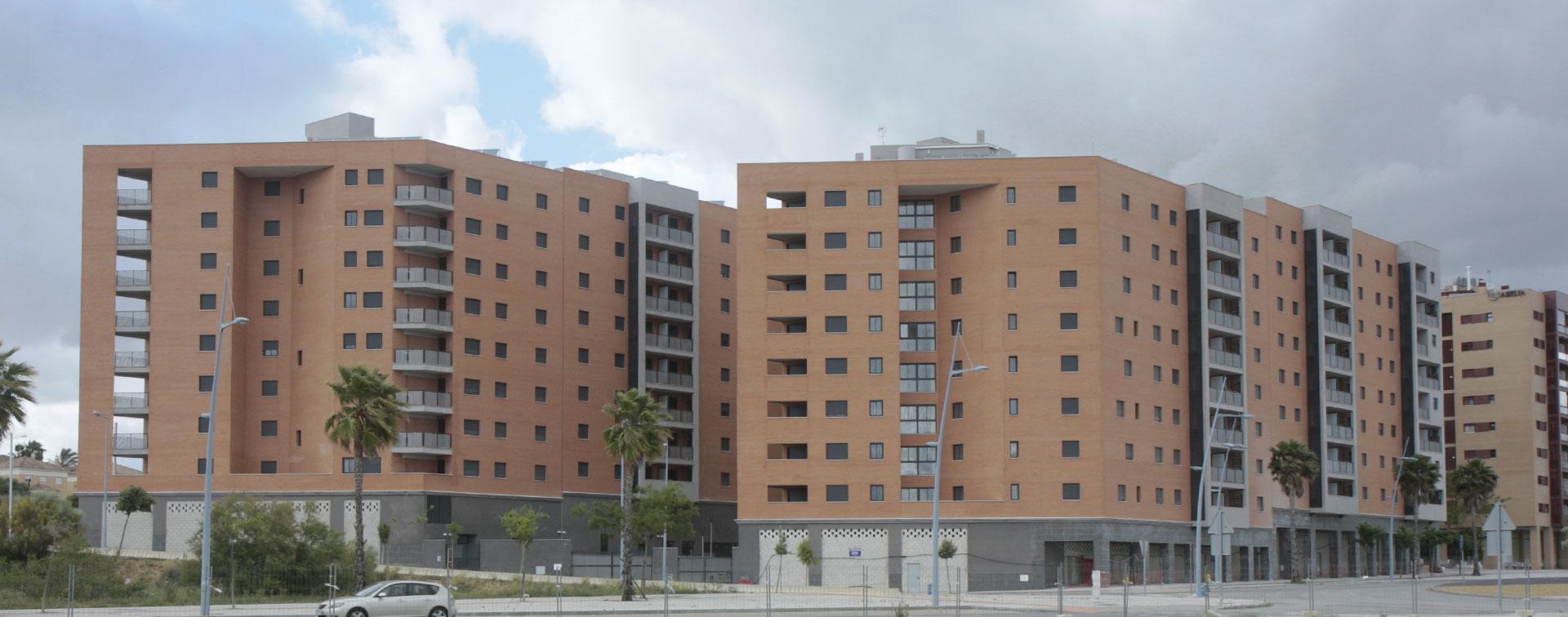 Residencial intercivitas venta de pisos de obra nueva en - Comprar casa dos hermanas ...